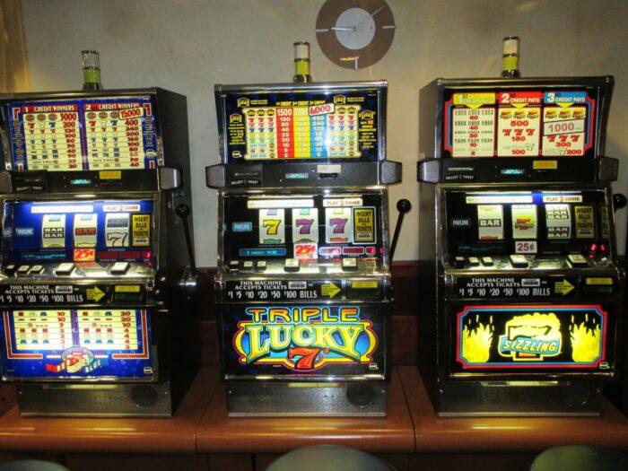 building, machine, slot machine, casino, gambling, jackpot, slot machines